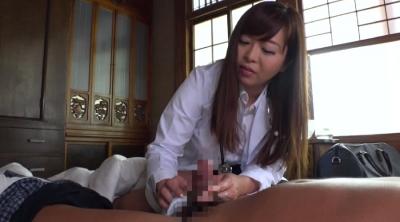 【KAORI】巨乳女医による中出し訪問診療