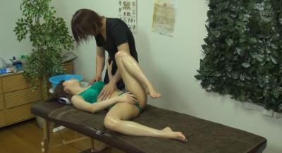 一般人より性欲が強い女子陸上部員は媚薬オイルの効果で快感が倍増し神騎乗位でイキまくる_13