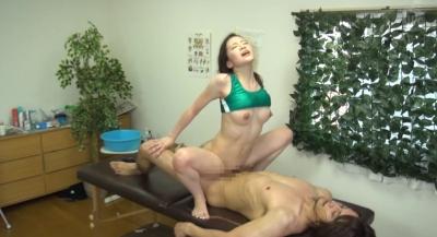 一般人より性欲が強い女子陸上部員は媚薬オイルの効果で快感が倍増し神騎乗位でイキまくる