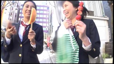 修学旅行のJKナンパ! Vol.02 ~Welcome to TOKYO 旅の恥は掻き捨て~