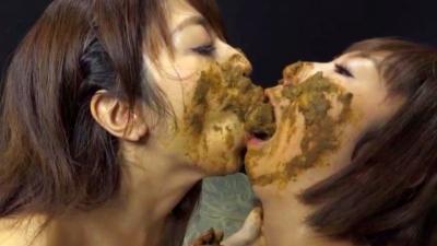 【安藤瞳】糞接吻 安藤瞳 後藤結愛 さくらみみ