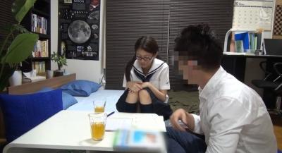 ゲスの極み映像 女子校生9人目_1