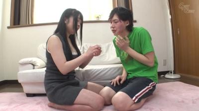 お姉ちゃんのリアル性教育 南梨央奈_15