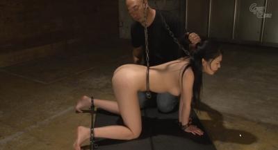 Anal Device Bondage 8 鉄拘束アナル拷問 桜咲姫莉_1