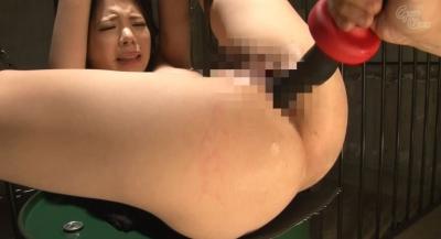Anal Device Bondage 8 鉄拘束アナル拷問 桜咲姫莉_10