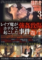レイプ魔がホテルで起こした強姦致傷事件 4