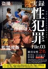 実録性犯罪 File 03