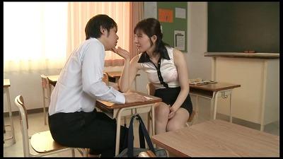 【宮崎愛莉】女教師レイプ地獄 宮崎愛莉