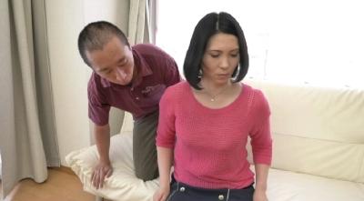 未亡人の義母と戯れて… 白藤ゆりえ_5
