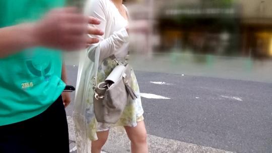 【めい 21歳 劇団員】マジ軟派、初撮。 861 in 新宿