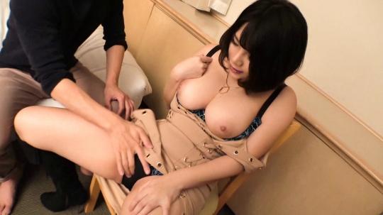 【メグミ 25歳 SMバー店員】マジ軟派、初撮。 1005_3