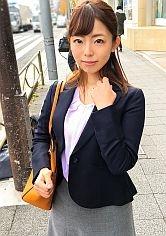 【れいな 32歳 営業】【ガチ中出し】マジ軟派、初撮。 29