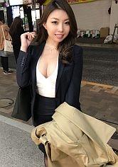 【アリサ 23歳 銀行員(個人向け融資の営業)】マジ軟派、初撮。 1102