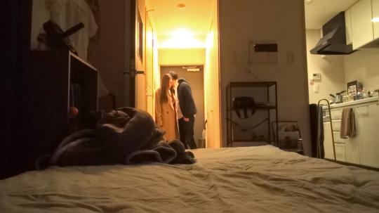【和歌 24歳 私服警備員】百戦錬磨のナンパ師のヤリ部屋で、連れ込みSEX隠し撮り 049_3