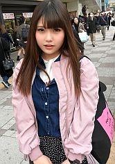 【ワカナ 19歳 美容の専門学校生(ドラッグストアのバイト)】マジ軟派、初撮。 1098