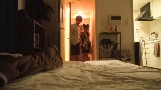 【メイメイ 21歳 台湾からの留学生】百戦錬磨のナンパ師のヤリ部屋で、連れ込みSEX隠し撮り 062_2