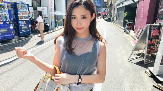 【ゆい 21歳 アパレル店員】マジ軟派、初撮。 1091_1