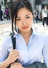 【るい 25歳 自動車用芳香剤のルート営業】マジ軟派、初撮。 1100