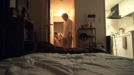 【ここ 22歳 大学生】百戦錬磨のナンパ師のヤリ部屋で、連れ込みSEX隠し撮り 074_2