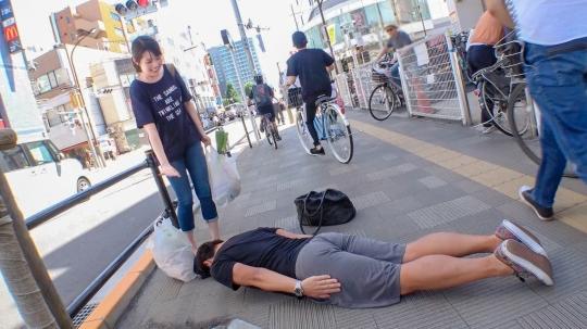 【あこ 23歳 バスガイド】マジ軟派、初撮。 1120_3