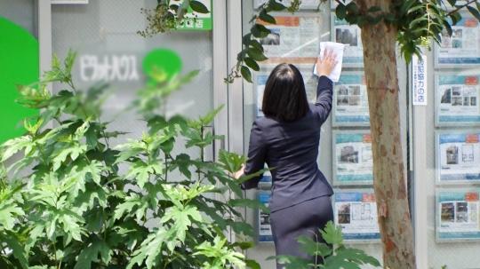 【花菜 26歳 建設会社の営業事務】マジ軟派、初撮。 1134_1