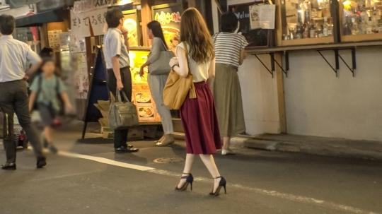 【れいか 29歳 百貨店の美容部員】マジ軟派、初撮。 1170_1