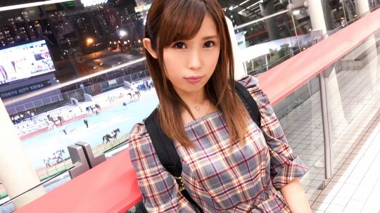 【彩 21歳 理容の専門学生 ※居酒屋でバイト】競馬場ナンパ 03