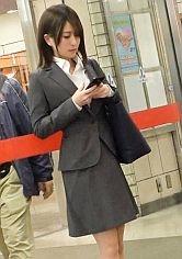 【澪 20歳 IT広告会社の広報】マジ軟派、初撮。 1214