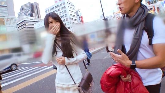 【あこ 23歳 東京スカ〇ツリーのチケットカウンター業務】マジ軟派、初撮。 1240