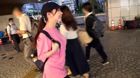 【にいな 20歳 学生】マジ軟派、初撮。 1533 新宿で奇跡を起こせ!?マジックでナンパした美少女をチ●ポさばきでメロメロにさせちゃう♪連続テクでタネも仕掛けもなく彼女をスレンダーボディが跳ねまくりでイキまくり~www