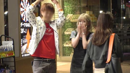 【るか 20歳 美容学生】マジ軟派、初撮。 1663 THE・陽キャGALを渋谷でナンパ!ほろ酔いになると恥ずかしい話も赤裸々に語ってくれるノリの良さに付け込んで…終わる頃には満面の笑みで顔射を受け入れるエロ娘にキュンです♪