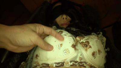わけあり熟女 有沢実紗46歳 巨乳の美魔女妻 Hカップ! 五十路前にもう一度『こわれちゃう』ほどセックスがしたい四十路のマ●コに生中出し!_6