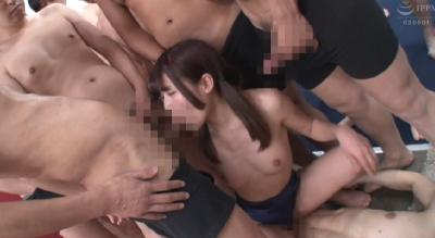 エンドレスセックス ACT.09 シリーズ初レズ!!限界大乱交62P 169分!! 結まきな_12