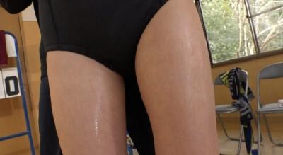 スポコス汗だくSEX4本番! 体育会系・華嶋れい菜 act.15 高身長美少女171cm スポーツウェアフェチズム濃厚激イキセックス_6