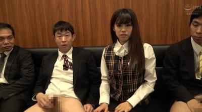 シロウト制服美人 14_11