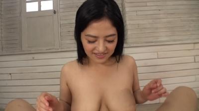 身長148cm バスト100cm(I-cup) ハーフ美少女AVデビュー 優希エリナ_4