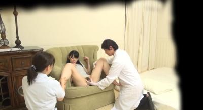 膣圧低下に悩む奥様たちの間で今密かなブーム! オマ○コトレ-ニング通称「マントレ」では施術と称して人妻と生でヌキ挿しシ放題!_2