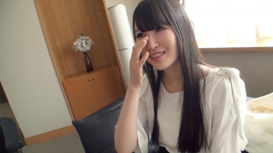 【かすみ 25歳 銀行員】応募素人、初AV撮影 26_2
