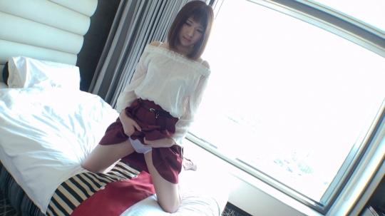 【かれん 22歳 美容師】【初撮り】ネットでAV応募→AV体験撮影 672_2
