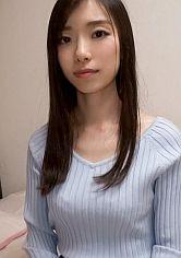 【ユリナ 22歳 女子大生】応募素人、初AV撮影 30