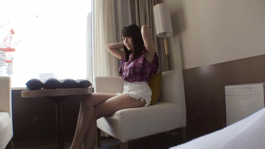 【ユマ 19歳 女子大生】【初撮り】ネットでAV応募→AV体験撮影 726