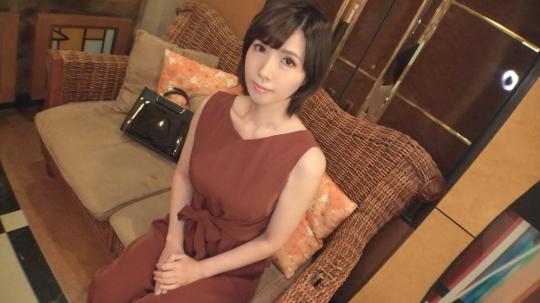 【ゆい 34歳 エステティシャン】【初撮り】ネットでAV応募→AV体験撮影 774_1