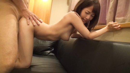 【ゆり 25歳 ベビーシッター】応募素人、初AV撮影 42_6