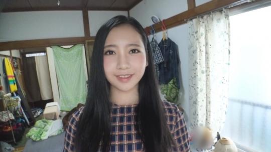 【いちか 20歳 大学生】応募素人、初AV撮影 52_1