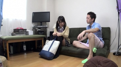 はじめての家出 東京1Kアパート なかだしルームシェア 黒髪美少女 出席番号002 裕木まゆ_2