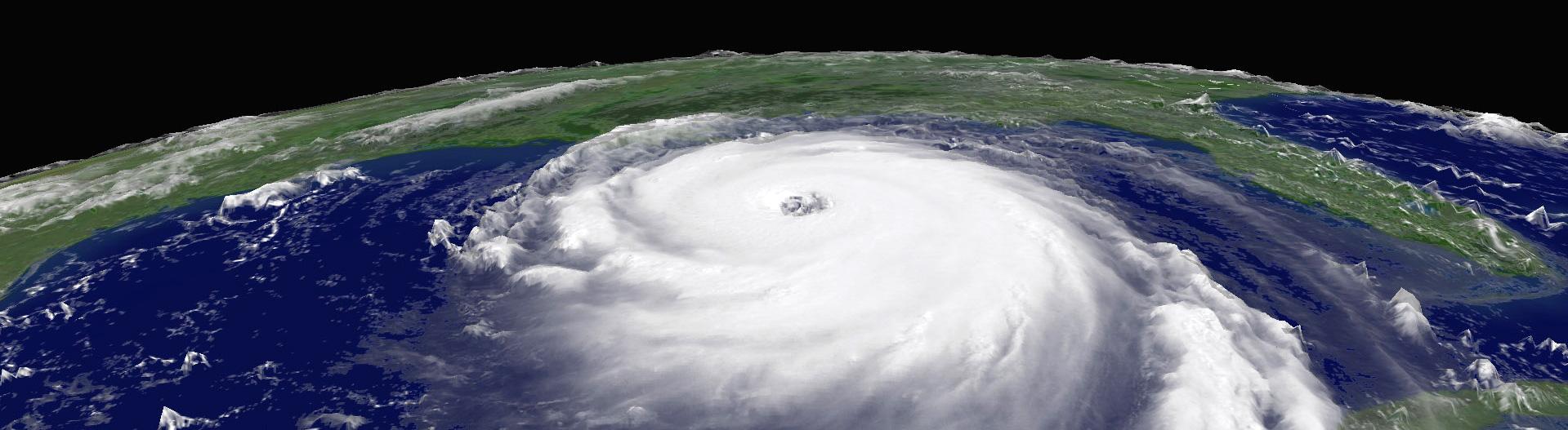 台風シーズンのあれこれ